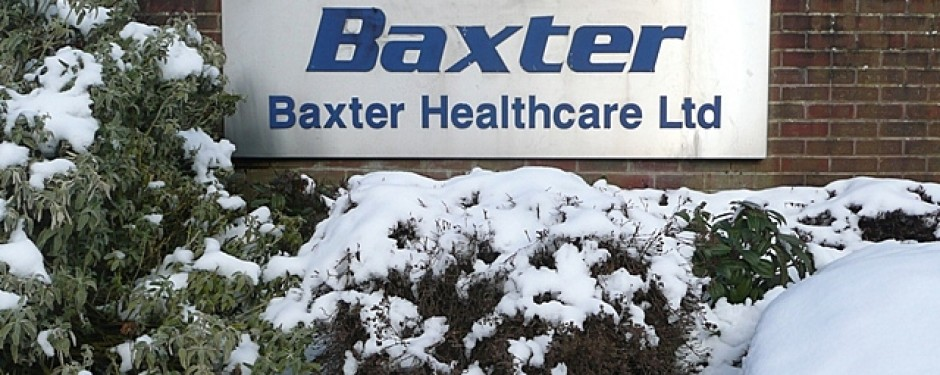 Tfs Total Facilities Services 187 Baxter Healthcare